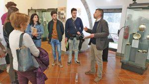 Viterbo - La mostra sulle maioliche medievali