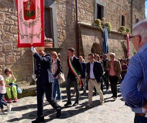 Bagnoregio - Il sindaco Luca Profili