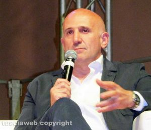 Fabio Lauri, segretario nazionale del Siulp
