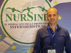 Alessandro Schilirò, segretario provinciale Nursid