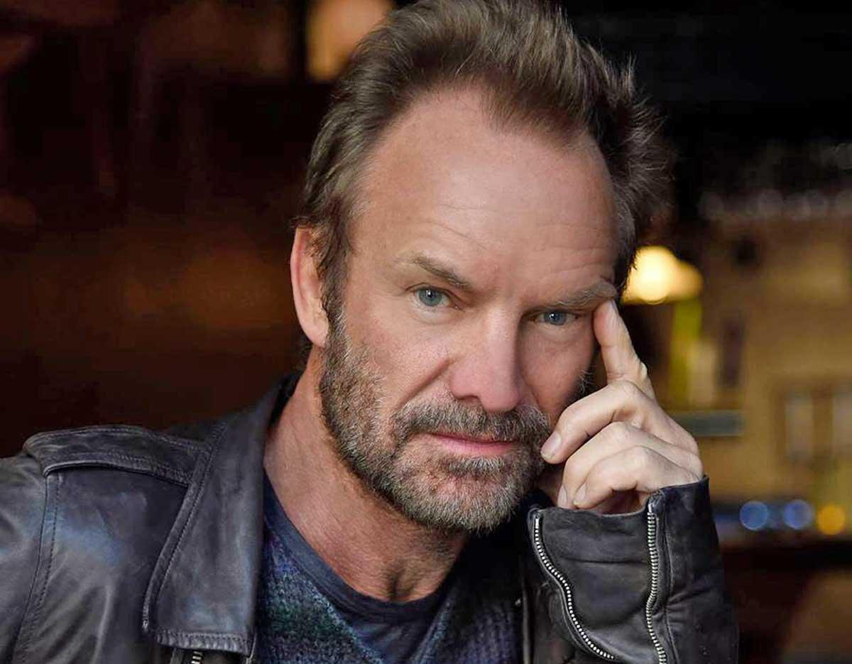 Sting annulla due concerti, fan preoccupati per la sua salute