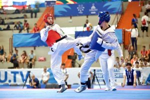 Sport - Taekwondo - Campionati universitari, bronzo per Antonio Flecca