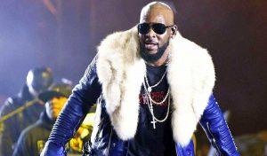 Il rapper R Kelly