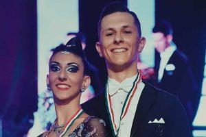 Sport - Danza sportiva - Ilaria Spanu e Valerio Baldini