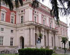 Napoli - L'ospedale Cardarelli