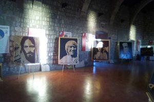 """Montefiascone - La mostra """"I linguaggi dell'arte"""""""
