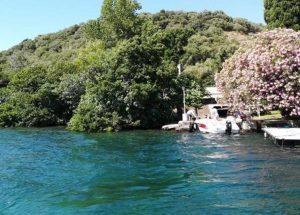 L'iniziativa all'isola Martana