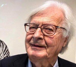 Vittorio Sgarbi invecchiato