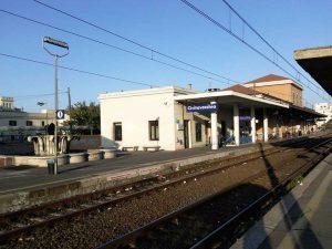 Civitavecchia - La stazione