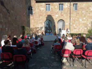 """Tuscania - La presentazione di """"Universo corto"""""""