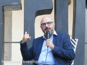 Il giornalista Luigi Ferraiuolo