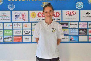 Sport - Pallavolo - Vbc Viterbo - Giorgia Morri