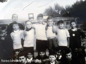 Anno 1960 circa - Gruppo di bambini