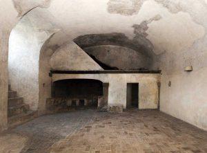 Caprarola - Le cucine di palazzo Farnese