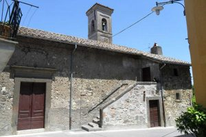 Villa San Giovanni in Tuscia - La chiesa di Sancta Maria ad Nives