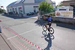 Sport - Tusciadi - Ciclismo - Ludovico Cristini