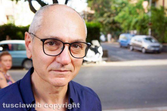 Viterbo - Il professor Aldo Bellocchio