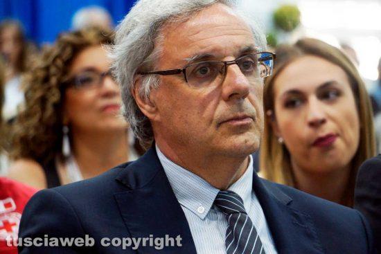 Viterbo - Il presidente della Carivit Marco Lazzari