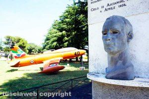 Viterbo - La scuola marescialli dell'aeronautica militare
