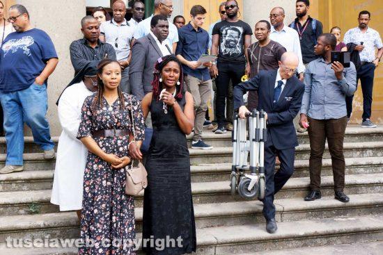 Joshua Chibueze Anyanwu - I familiari di Joshua