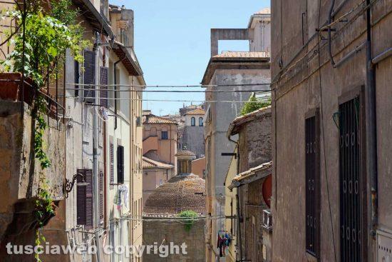 Viterbo - Quartiere San Faustino