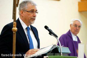 Il presidente dell'ordine degli avvocati Marco Prosperoni