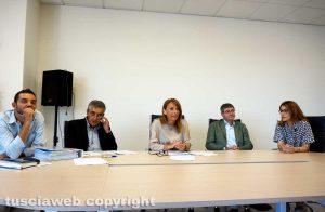 Viterbo - La conferenza stampa sull'autotrapianto di cellule staminali