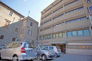 Viterbo - Piazza Campoboio - Inps