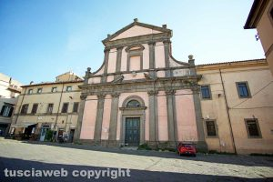 Viterbo - Tribunale vecchio