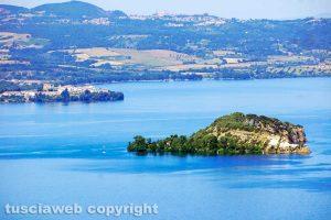 Montefiascone - Isola bisentina