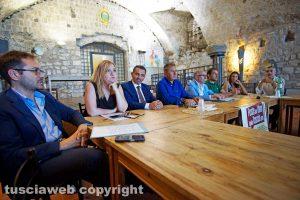 Montefiascone - La presentazione delle feste del vino nella Tuscia