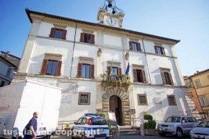Ronciglione - La sede del comune
