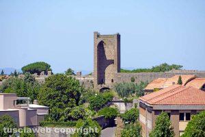 Viterbo - Le mura