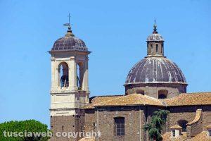 Viterbo - La chiesa della Trinità