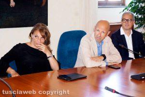 Viterbo - Daniela Donetti, Alessandro Ruggieri e Andrea Genovese