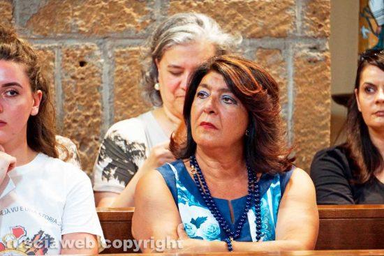 Viterbo - La dirigente scolastica Simonetta Pachella