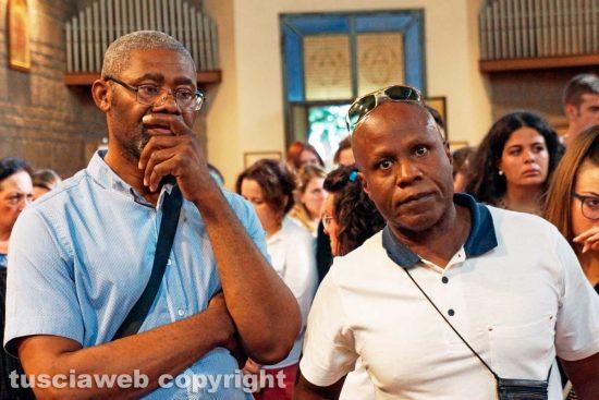 Viterbo - Malachy Anyanwu e Anthony Abhulimen
