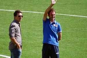Sport - Calcio - Monterosi - Donninelli e D'Antoni
