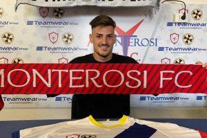 Sport - Calcio - Monterosi - Antonio Esposito