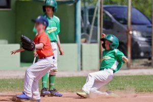 Sport - Baseball - Montefiascone - I piccoli atleti