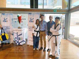 Sport - Taekwondo - Sara Popovici acquisisce il titolo secondo Dan