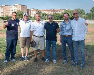 Viterbo - Sport - Clinic di baseball