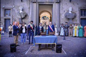 Patto di Amicizia tra Bassano Romano e BastiaPatto di Amicizia tra Bassano Romano e Bastia