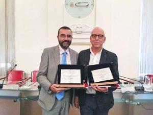 Roma - La Tuscia premiata alle Avanguardi del turismo del Lazio
