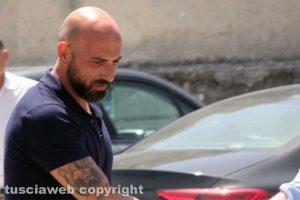 Sport - Calcio - Antonio Calabro al Rocchi