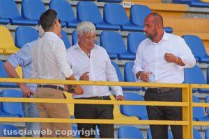 Sport - Calcio - Marco Arturo Romano al Rocchi
