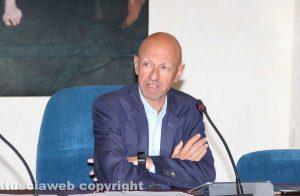 Alessandro Ruggieri, rettore dell'Unitus