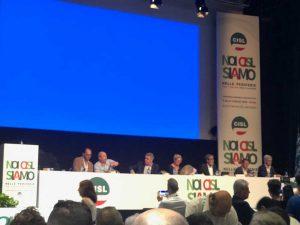 La Cisl Viterbo alla conferenza organizzativa nazionale della Cisl