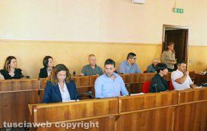 Civita Castellana - Consiglio comunale