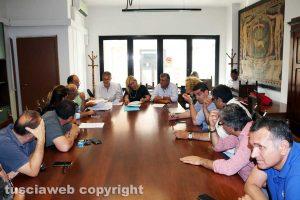 Viterbo - Comune Terza commissione